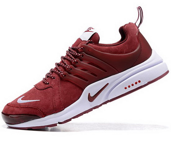 Mens & Womens (unisex) Nike Air Presto Anti-fur Wine White 36-46 Italy